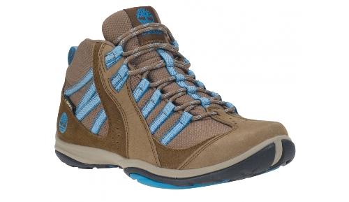 Timberland -kengät retkeilyyn ja vaellukseen Addnaturelta