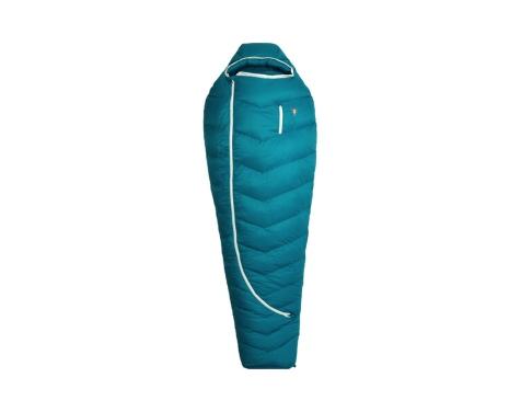 Grüezi-Bag Biopod DownWool Subzero 175 Sininen Makuupussi