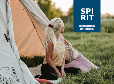 Spirit – Outdoorer by Choice