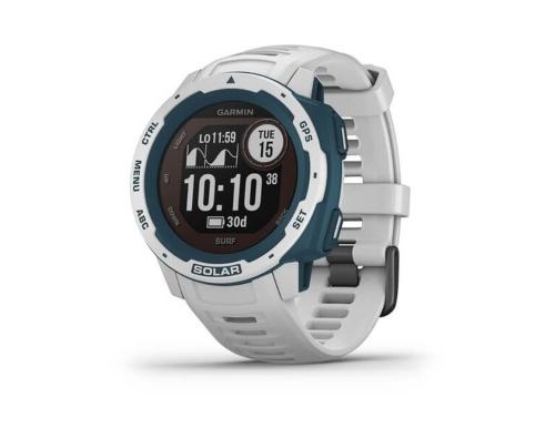 Garmin Instinct Solar Surf GPS Smartwatch