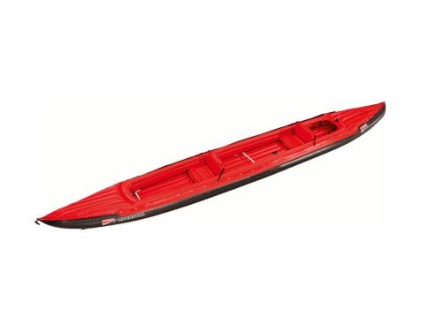 Grabner Riverstar XXL Kajaakki punainen