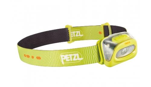 Addnaturen valikoimassa paljon Petzl -varusteita